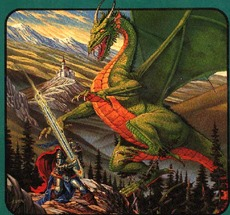 green dragon dragonlance