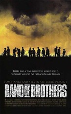 tom hanks steven spielberg band of brothers