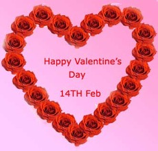 happy valentines day feb 14