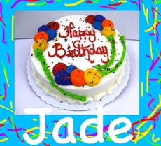 Happy Birthday Jade