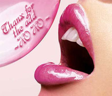 thanks for the add sexy lips