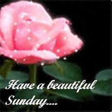 have a beautiful sunday