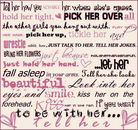 love girl quote