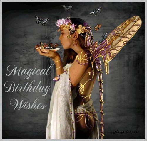 magical birthday wishes