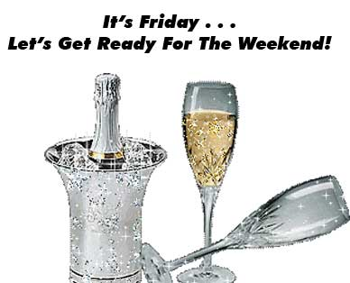friday get ready for the weekend