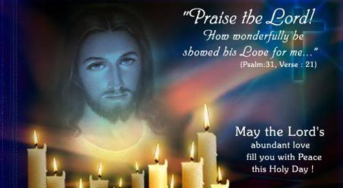 praise the lord good friday