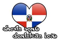 showin some dominican love