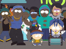 gangsta south park