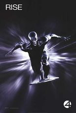 rise of the silver surfer - fantastic four