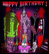 happy birthday monsters