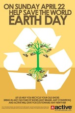 help save the world earth day