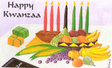 happy kwanzaa