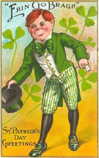 frin go bragh st patricks day greetings