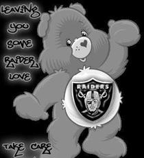 leaving you some raider love take care