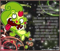 hello show you some love happy tree friends