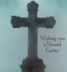 wishing you a blessed easter