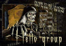 hello group