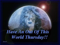 have an out of this world thursday kiss