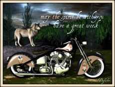 may the spirit be with you have a great week