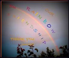 Thank you for our friendship.